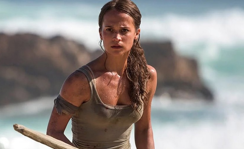 Tomb Raider to reportedly get a sequel Alicia Vikander will reprise her role as Lara Croft