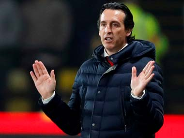 Premier League Unai Emery expecting Wolverhampton Wanderers to push Arsenal a lot in midweek fixture