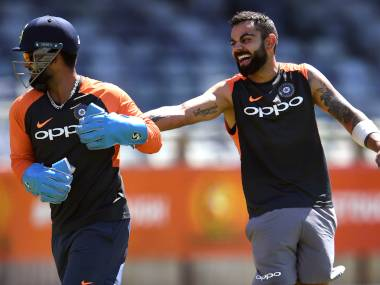 Indian selectors could pick Rishabh Pant for ICC Cricket World Cup 2019 as a second choice wicket-keeper. AFP
