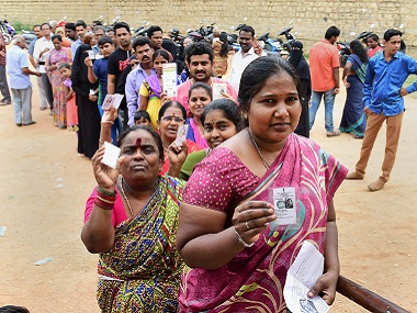 Lok Sabha polls Voters to decide fate of 945 candidates in 72 seats across nine states in fourth phase