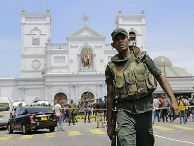 Sri Lanka blasts Police arrest 13 after 8 explosions in churches hotels kill 207 9th bomb defused near Colombo main airport