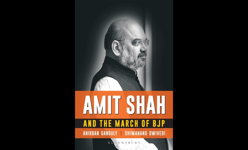 Amit Shah and the March of BJP Anirban Ganguly and Shiwanand Dwivedis book charts the journey of one of Indian politics central characters