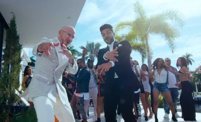 Watch TSeries releases Guru Randhawa Pitbulls collaborative single Slowly Slowly