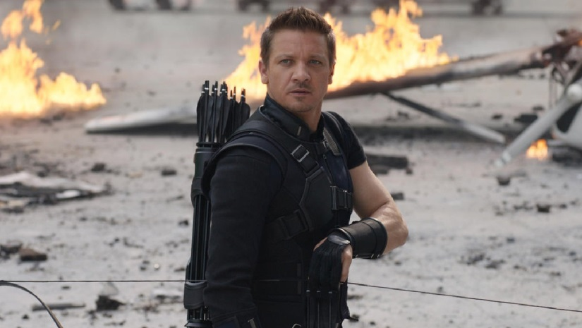 Hawkeye miniseries starring Jeremy Renner in the works for Disneys streaming service