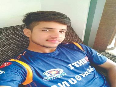 Kashmiri teen Rasikh Dar loves life in the fast lane