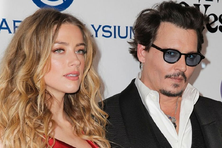 Johnny Depp allowed to proceed with 50 mn defamation case against ex wife Amber Heard
