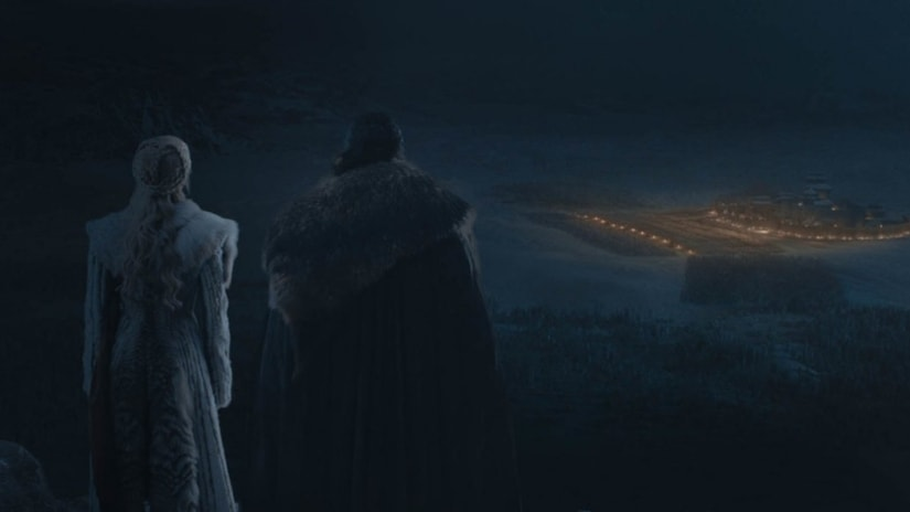 Game of Thrones season 8 New stills from episode 3 tease impending battle with Army of the Dead
