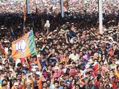 Lok Sabha polls Political rhetoric may fetch BJP applause at rallies but may not translate into votes