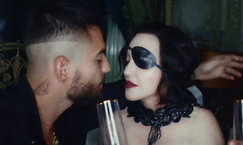 Watch Madonna marries Maluma in music video of Medelln from upcoming album Madame X