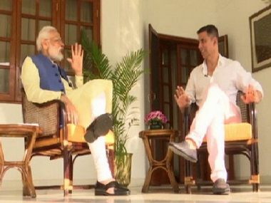 Narendra Modis interview to Akshay Kumar is as much smart strategy as a snub to the media