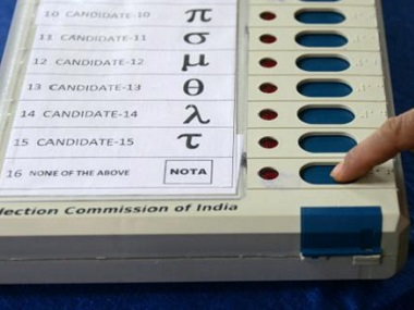 Lok Sabha Election Results 2019 Most NOTA votes were cast in Bihar Maharashtra recorded 486902 such votes with Palghar topping the list