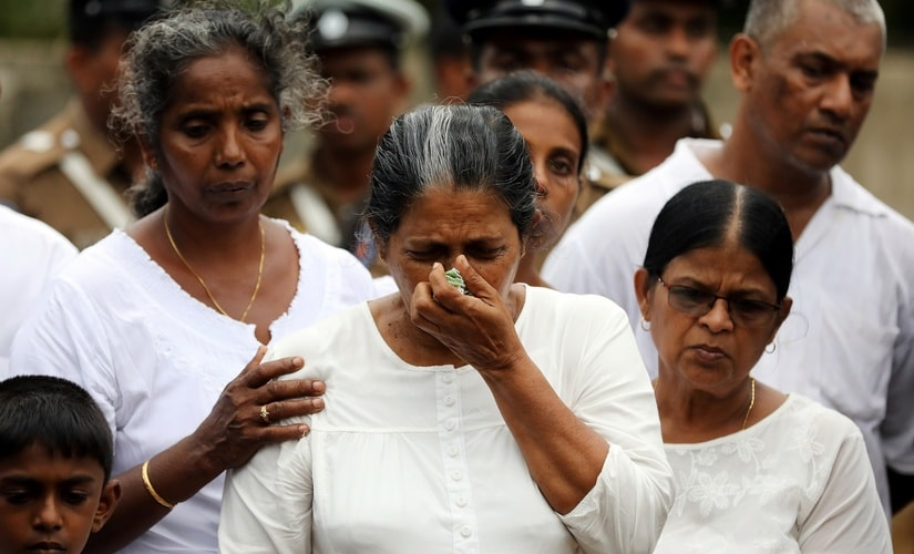 Christian leaders preach restraint in Sri Lanka after deadly blast but rage in ethnically diverse Catholic society threatens fragile calm