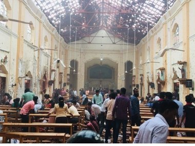 Sri Lanka bomb blasts 207 including at least 27 foreigners killed in multiple explosions in churches and hotels