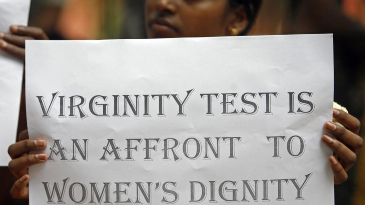 Signs of virginity test scrapped from Maha Uni textbooks for being unscientific