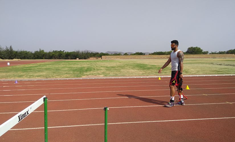 After stopstart career triple jumper Arpinder Singh finding speed and momentum under Antony Yaich