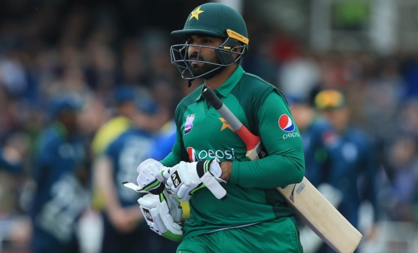 Asif Ali lost his 19-month-old daughter to cancer. AFP
