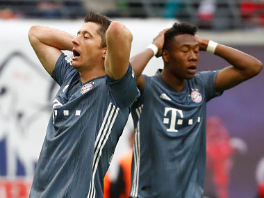 Bundesliga Bayern Munich let rivals Borussia Dortmund back into title race after being held by RB Leipzig
