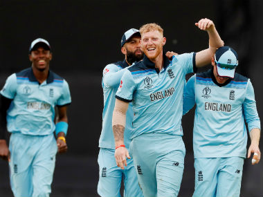 Ben Stokes smashed 89 off 79 balls, took a blinder of a catch before collecting two wickets off successive balls. Reuters