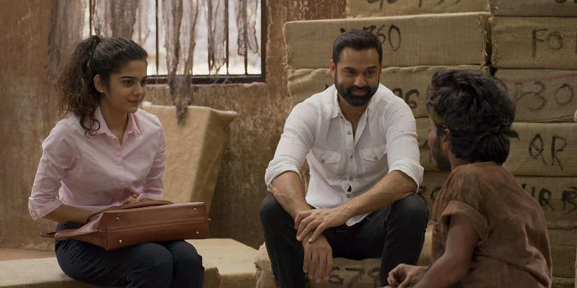 Abhay Deol Mithila Palkar on their Netflix comedy Chopsticks and why the small screen is more lucrative