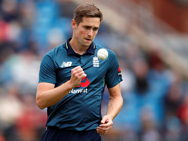 Cricket - Fifth One Day International - England v Pakistan - Emerald Headingley, Headingley, Britain - May 19, 2019 England's Chris Woakes during the match Action Images via Reuters/Andrew Boyers - RC13B4D8E300