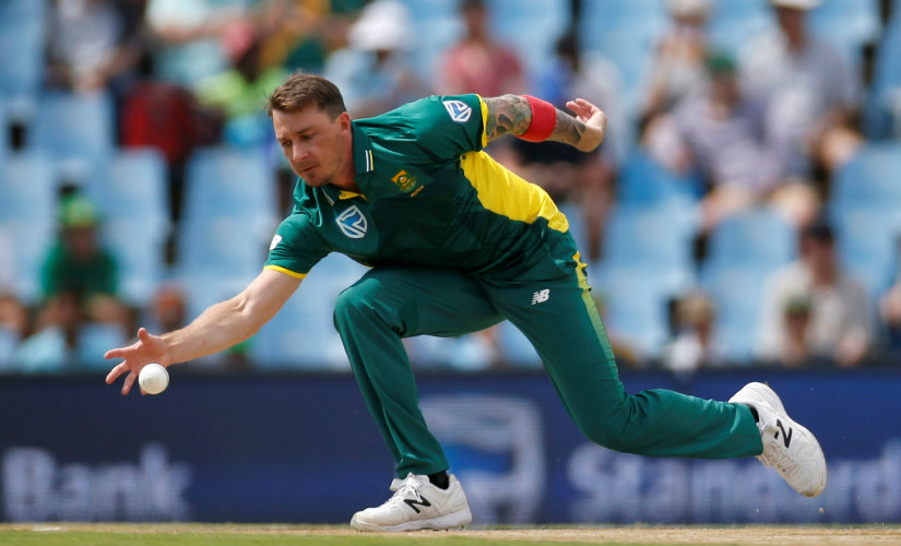 Dale Steyn will act as the pace spearhead for the Proteas in what will be his fourth World Cup appearance. Reuters