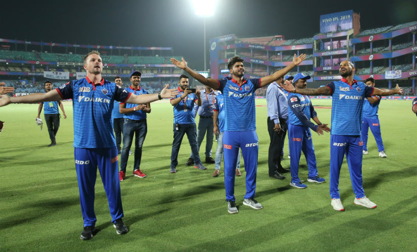 Delhi Capitals finished at the third spot in the 2019 edition of the IPL, their best showing since 2012. Sportzpics