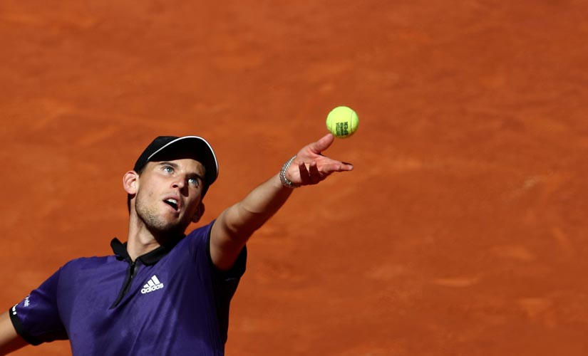French Open 2019 Roger Feder on collision course with Rafael Nadal Novak Djokovic faces complicated route to quarterfinals