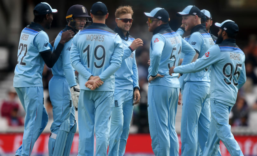 England start favourites to win the Cup on home soil.