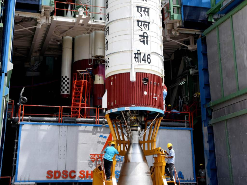 Highlights of ISROs PSLVC46 mission today After a perfect liftoff PSLV successfully releases RISAT2B in orbit