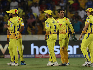 Dhoni has led the CSK to eight finals but he was far from a contended skipper. Sportzpics
