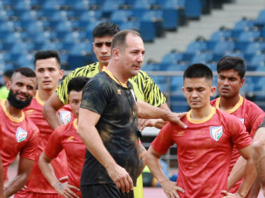 FIFA World Cup 2022 Qualifiers India coach Igor Stimac rues teams failure to score goals working to change style of play