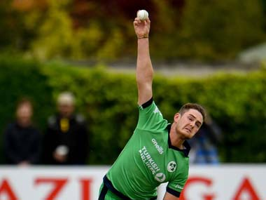 Ireland were comprehensively beaten in their first match by the West Indies, who then lost to Bangladesh. Twitter@IrelandCricket