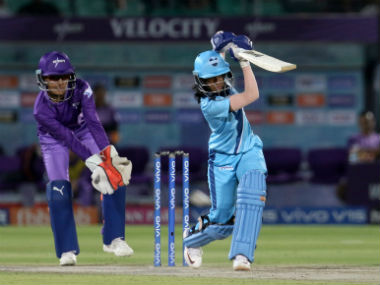 Jemimah Rodrigues' knock stood out for its pace and ease. Sportzpics