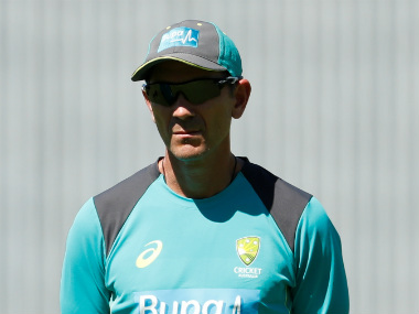 File image of Australia coach Justin Langer. Reuters