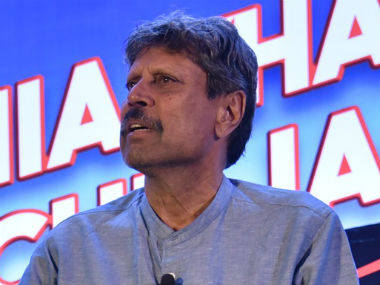 Kapil Dev was one of the biggest names to be served conflict of interest notice by BCCI. Image credit: Britannia