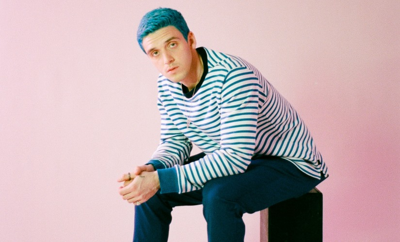 Lauv on making it big without a record label mental health issues and his growing fanbase in India