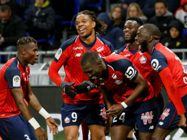 Ligue 1 Lille move closer to Champions League return after Lyon stalemate Saint Etienne inflict more misery on Monaco