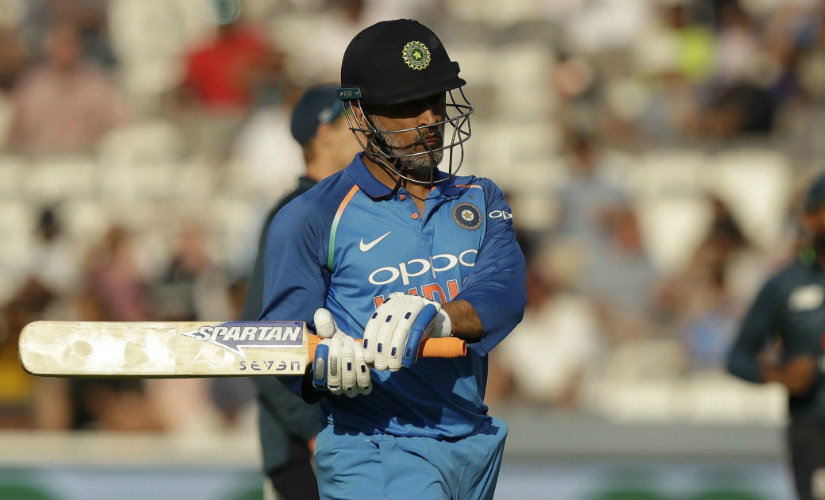MS Dhoni will likely call it quits after making his fourth World Cup appearance in 2019. AP