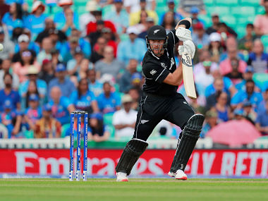 Cricket - ICC Cricket World Cup Warm-Up Match - India v New Zealand - Kia Oval, London, Britain - May 25, 2019 New Zealand's Martin Guptill in action Action Images via Reuters/Andrew Couldridge - RC150E922F70