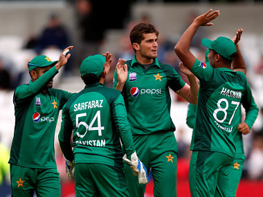 Shaheen Afridi picked up four wickets during the final England-Pakistan ODI. Reuters