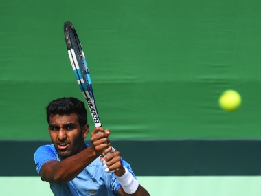 Wimbledon 2019 Prajnesh Gunnesaran pitted against world No 17 Milos Raonic in first round