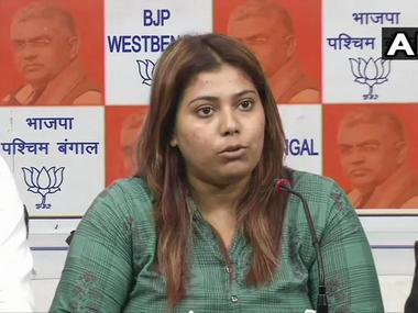 Wont apologise nothing wrong in sharing a meme says BJP worker Priyanka Sharma after release from Kolkata jail