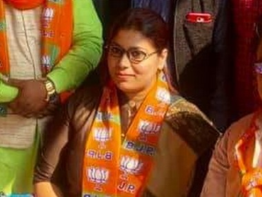 Priyanka Sharma has shown courage by making her support for BJP public but lacks her own brand of expression