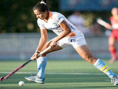 Captain Rani Rampal says India physically at par with any other side in womens hockey improvement has been unbelievable