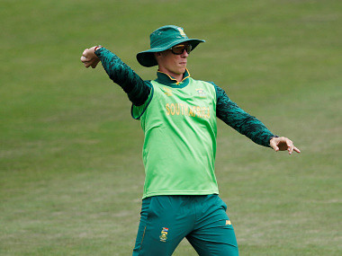 Dussen is looking forward to performing well himself on the 'biggest stage in the world'. Reuters