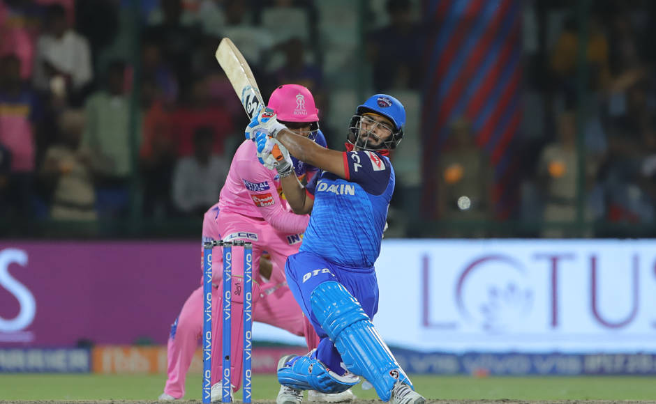 Delhi Capitals end league stage with comfortable win over Rajasthan Royals Royal Challengers Bangalore overcome Sunrisers Hyderabad challenge