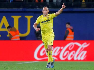 Euro 2020 Qualifiers Former Arsenal midfielder Santi Cazorla caps off remarkable comeback from injury by making Spain squad