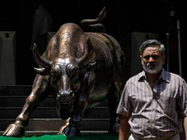 Sensex hits alltime high Nifty above 11900mark amid positive domestic global cues SBI Infosys among top gainers