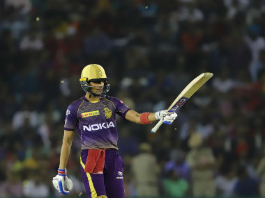 Shubman Gill struck an unbeaten 65 off 49 deliveries to guide KKR to a seven-wicket win. Sportzpics