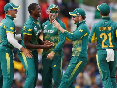 The 2019 World Cup has generated very little excitement in South Africa owing to their poo record in the tournament. Reuters